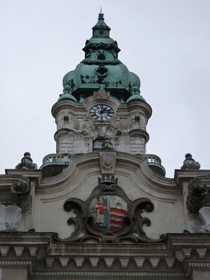 Városháza óratorony