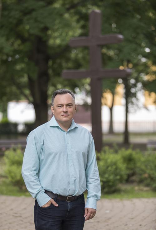 Szeles Szabolcs alpolgármester